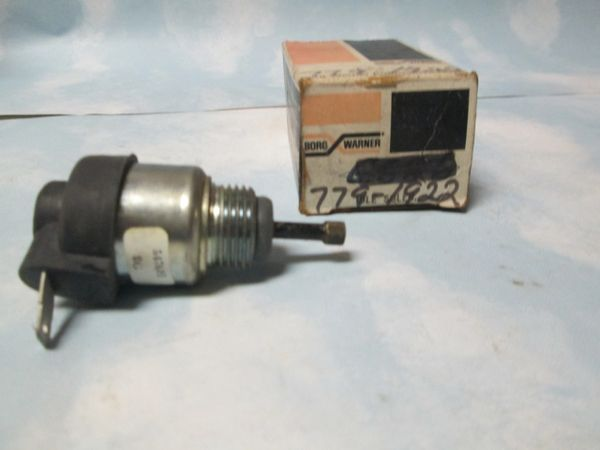 779-1922 CARB SOLENOID NEW BORG WARNER ECS-34