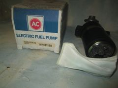 PEP160 AC DELCO ELECTRIC FUEL PUMP AND STRAINER NISSAN 300ZX-3.0L-V6 NEW
