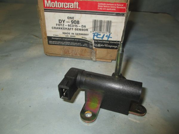 DY-908 MOTORCRAFT ENGINE CRANKSHAFT SENSOR FORD AEROSTAR 90-94 4.0LNEW