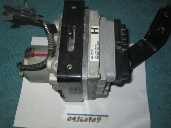 09360909 ABS DELCO GMC CHEVROLET CONTROL MODULE UNIT NEW