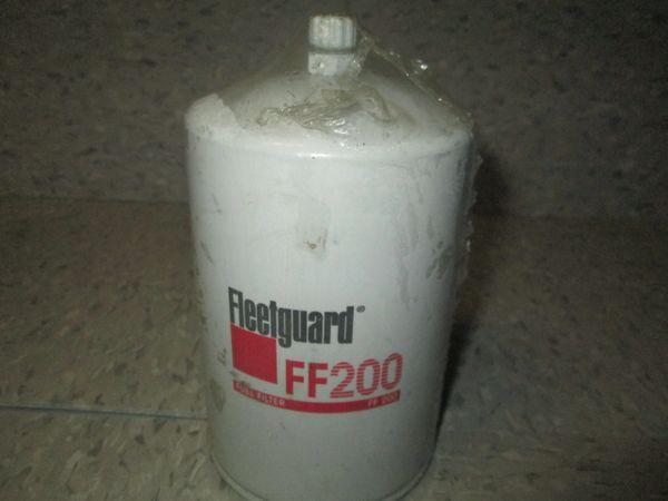 FLEETGUARD FUEL FILTER FF200 CUMMINS NEW