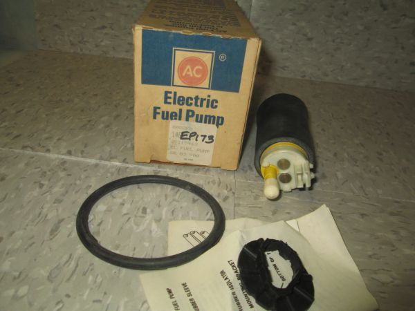 EP173 AC DELCO GENUINE ELECTRIC FUEL PUMP NEW 2 5115463