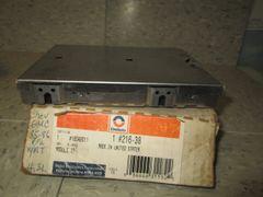 216-38 AC DELCO 85-86 CHEVROLET 4.3 V6 GM ECM SPARK CONTROL MODULE NEW NOS