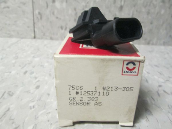 213-305 AC DELCO GM CRANK SHAFT ENGINE SENSOR NOS