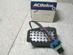 15-8752 AC DELCO 98-02 4.3L CHEVY OLDSMOBILE GMC BLAZER ATC POWER CLIMATE CONTROL MODULE NEW
