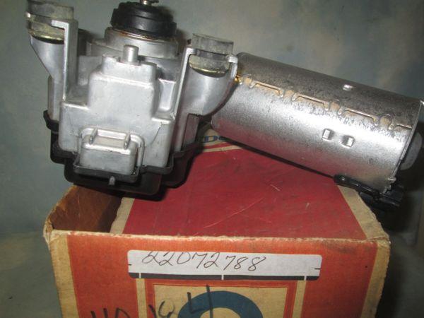 AC DELCO 22072788 AC DELCO WIPER MOTOR BUICK PONTIAC OLDSMOBILE