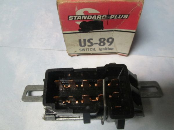 US-89 STANDARD IGNITION FORD SWITCH NEW