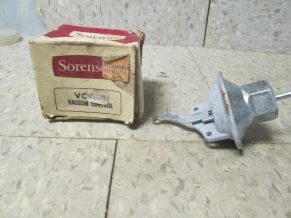 VCD299 VACUUM CONTROL STANDARD NOS F-E SERIES TRUCKS