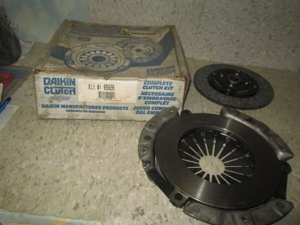 05026 DAIKIN CLUTCH 1989-2002 Mitsubishi Mirage Clutch Kit Exedy NOS