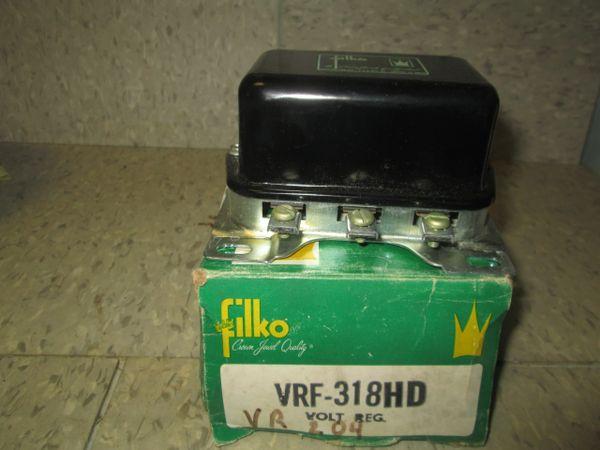 VRF-318HD FILKO CHRYSLER VINTAGE VOLTAGE REGULATOR NEW