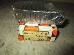 R830A1 MAZDA UB STD ROD BEARINGS SET OF 8 NOS DAIDO METAL BIG END BEARINGS R830A1 .25mm B4550 MAZDA 1490cc LUCE UB ENGINE