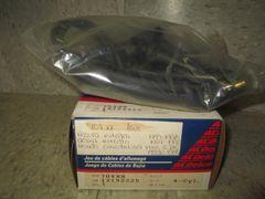 704XX AC DELCO SPARK PLUGS 94-97 ACURA INTEGRA HONDA CIVIX 4-CYL WIRES NEW