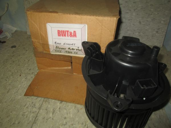 YS4Z-19805-AA FORD 00-07 FOCUS 10-13 A/C BLOWER MOTOR NEW FORD TRANSIT