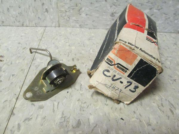 CV-73 CHOKE THERMOSTATE BORG WARNER NOS