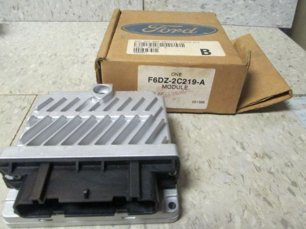 F6DZ-2C219-A NEW GENUINE OEM FORD 1996 TAURUS SABLE ABS CONTROL MODULE