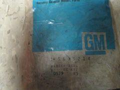5695214 GM OEM NOS POWERSTERRING MASTER SEAL SERVICE KIT