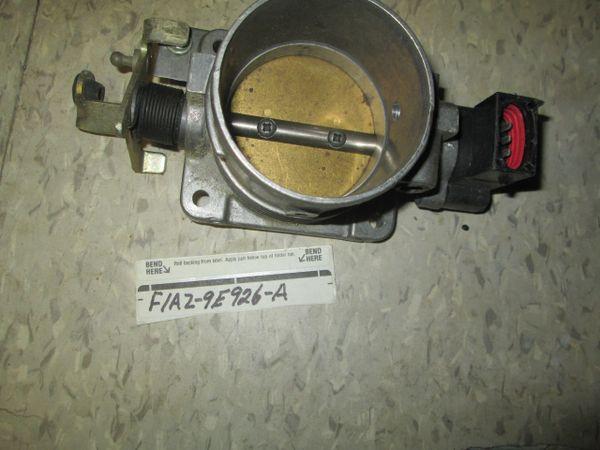 F1AZ-9E926-A (F1AE-AD) FORD OEM W/TPS 91-93 CROWN VICTORIA LINCOLN THROTTLE BODY 4.6L NOS