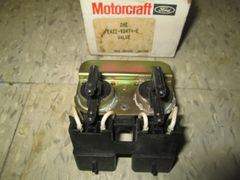 E4ZZ-9D474-E MOTORCRAFT VALVE EGR VACUUM 5.0L VALVE SOLENOID NEW