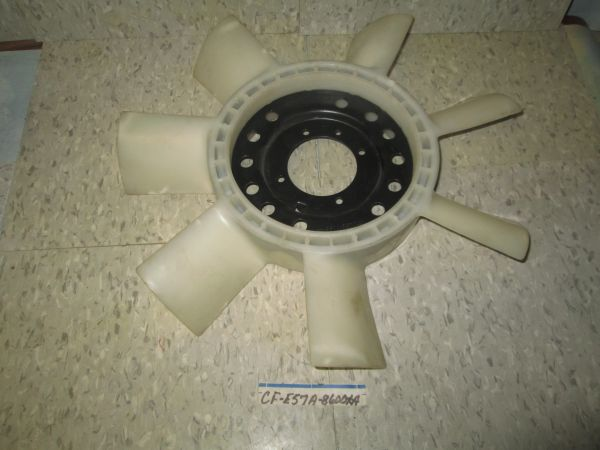 CF-E57A-8600-KA FORD COOLING FAN 7 BLADE PLASTIC NOS
