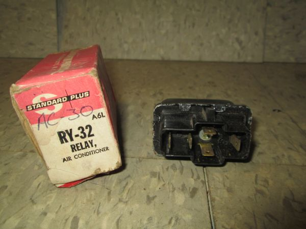 RY-32 STANDARD RELAY FOR AC CONDITNING NOS