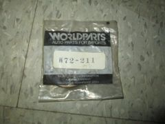 W72-211 WORLD PARTS OIL SEAL REAR WHEEL SEAL FRONT NOS