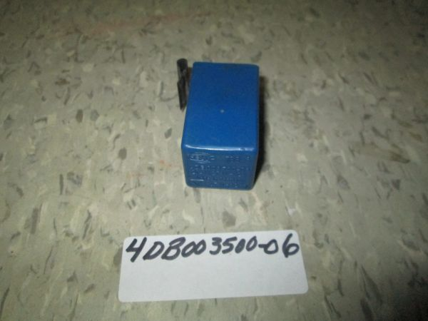 4DB003500-06 HELLA FUSE RELAY TBB46 NOS