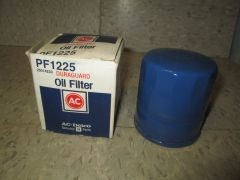 PF1225 AC DELCO ENGINE OIL FILTER DURAGUARD NEW