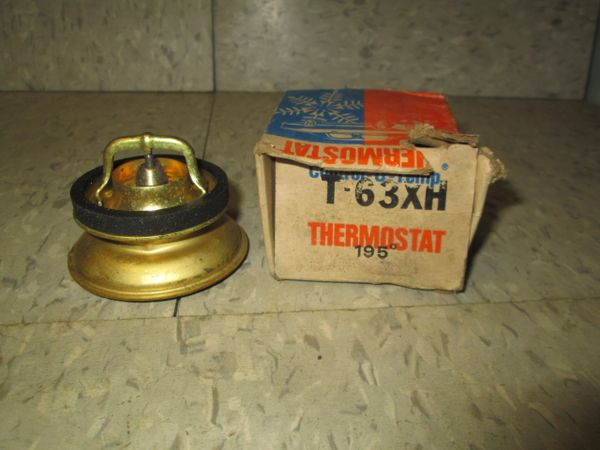 T-63XH THERMOSTATE NOS