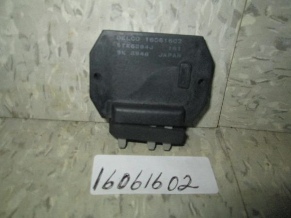 16061602 DELCO CORVETTE GM BLOWER HEATER AC MODULE NEW