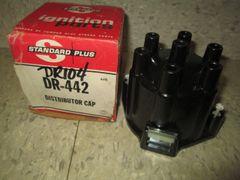 DR-442 STANDARD PLUS NOS DISTRIBUTOR CAP 66-71 BUICK JEEP 3.7L 4.2L