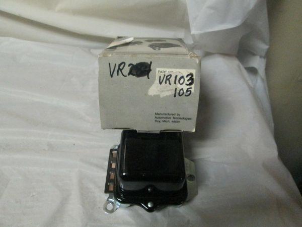 VR-273 / VR-103 Voltage Regulator 62-72 gm pontiac