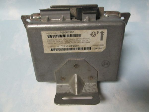 P56006912 CHRYSLER AIR BAG COMPUTER (NEW)