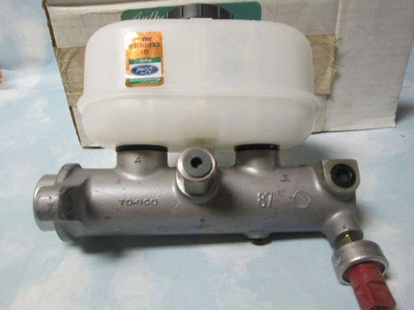 F4TZ-2140-C FORD 94-97 450 SUPER DUTY FORD ECONOLINE SUPER DUTY MASTER CYLINDER W/CRUISE CONTROL
