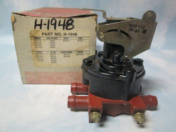 H30-111 H1948 HEATER CONTROL VALVE NEW
