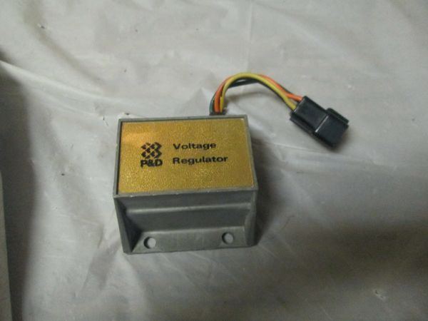 VR-109 Voltage Regulator 66-70 AMERICAN MOTORS REBEL