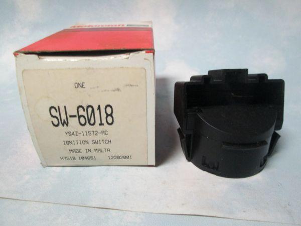 SW6018 YS4Z-11572-AC MOTORCRAFT IGNITION STARTER SWITCH (NEW)