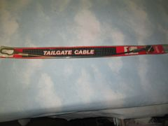 TAILGATE CABLE SUPPORT 38503