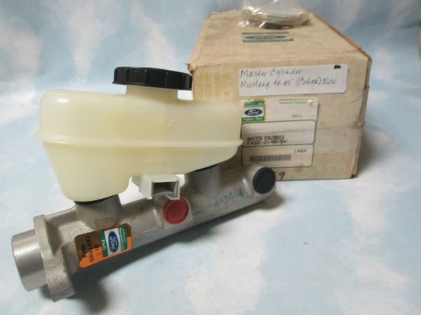 F4ZZ-2140-BX FORD MASTER CYLINDER (REMANUFACTURED)