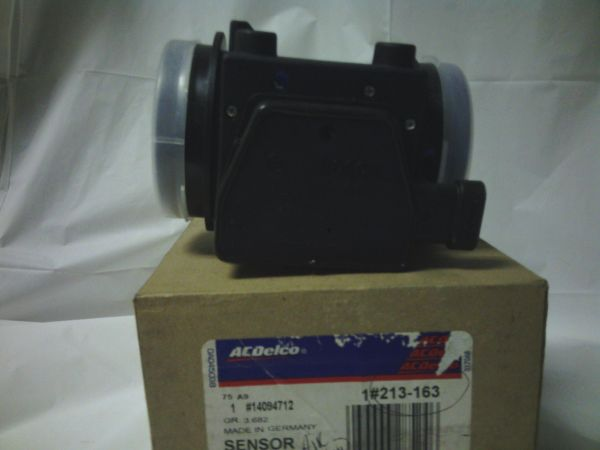 AC Delco 213-163 Oem New GM Mass Air Flow Sensor