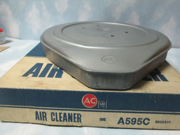 A595C AIR CLEANER NEW