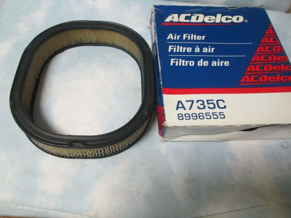 A735C DELCO AIR FILTER NEW