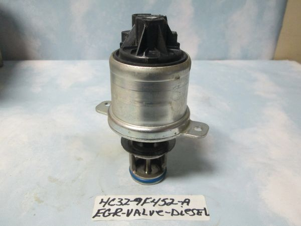4C3Z-9F452-A EGR VALVE DIESEL 03-05 EXCURSION E SERIES F250-550 (NEW)