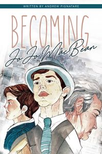 Becoming JoJo MacBean, a novel ahead about life struggles, successes and balance in life.