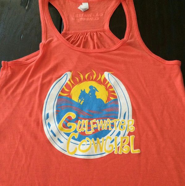 GWC Coral Horseshoe Design