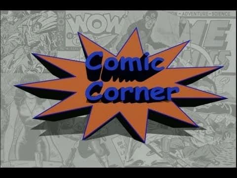 Comic Corner logo, Rural Chaos TV, Producers accepting scripts