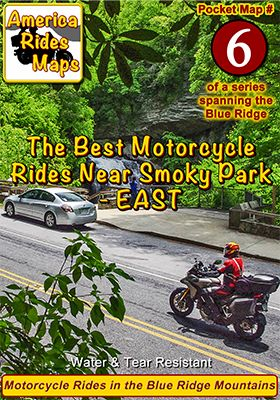 #6 The Best Motorcycle Rides Near Smoky Mountains Park - EAST