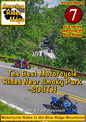 #7 The Best Motorcycle Rides Near Smoky Park - SOUTH