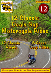 12 Classic Deals Gap Motorcycle Rides