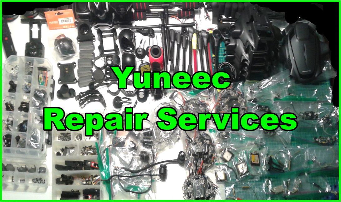 Yuneec Typhoon H Repair Service