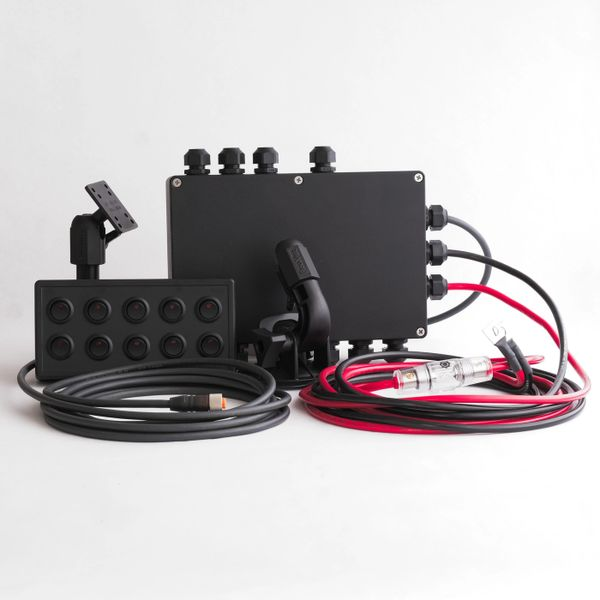 RAT-10 Complete Power Distribution System